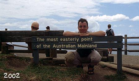 Jens in Australien 2002