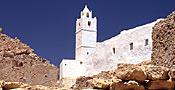 Tunesien - Moschee von Chenini