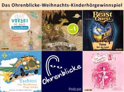 Kinderhörspiele und -hörbücher zu gewinnen