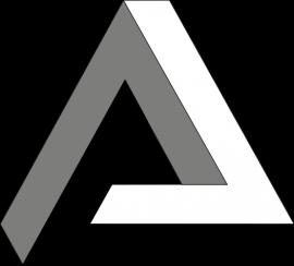 Das Penrose-Dreieck von Oscar Reutersvärd